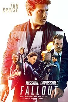 Mission: Impossible - Fallout (2D) English